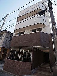 レジデンス千葉新宿[203号室]の外観