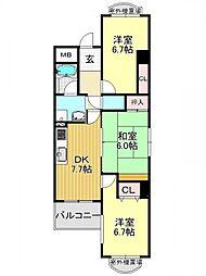 駒川中野駅 8.2万円