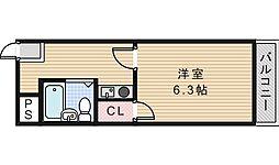 ノエルコート[5階]の間取り