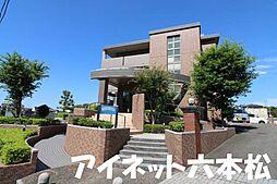 福岡県福岡市城南区東油山1丁目の賃貸マンションの外観