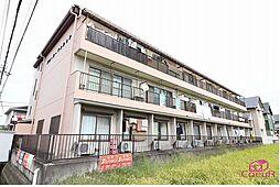 グローリーマンション[3階]の外観