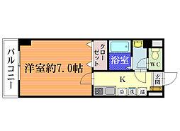 アットマーク[2階]の間取り