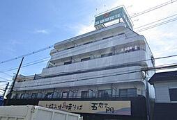 シャンテー招提[4階]の外観