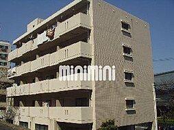 八幡山マンション[4階]の外観