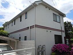 大阪府豊中市中桜塚1丁目の賃貸アパートの外観