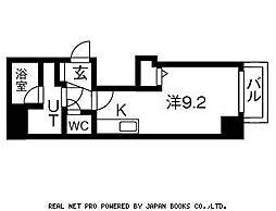 グランドサクセス[6階]の間取り