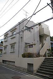 ヴィラ横須賀B[201号室]の外観
