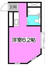 メゾン朝霞台[2階]の間取り