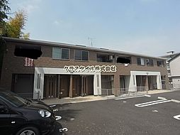 神奈川県綾瀬市寺尾本町1丁目の賃貸アパートの外観