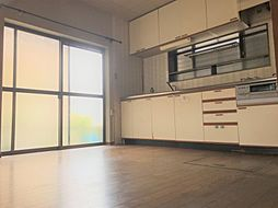 広々としたキッチンなので作業効率が上がります。