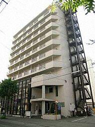 円山公園マンションの外観