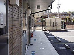 レオパレスグレースコート[1階]の外観