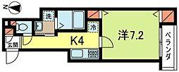 シューレ[2階]の間取り