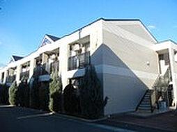 埼玉県さいたま市岩槻区加倉5丁目の賃貸アパートの外観