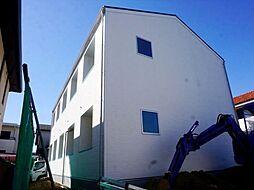 天台フラット[2階]の外観
