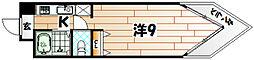 K−2西小倉ビル[2階]の間取り