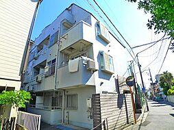 コーポコミヤマ[1階]の外観