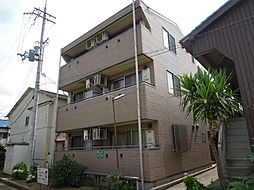 アルカサールヨシタニ弐番館[2階]の外観