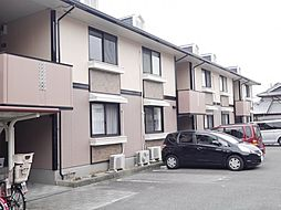 ハイツ山田II[105号室]の外観