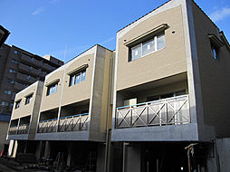 大阪府高槻市月見町の賃貸マンションの外観