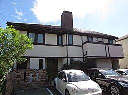 ローズハウス[1階]の外観
