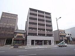 ベラジオ五条堀川III604[6階]の外観