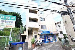 ビスタ新芦屋[3階]の外観