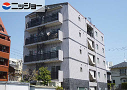 マンション五条橋[4階]の外観