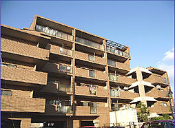 大阪府豊中市小曽根5丁目の賃貸マンションの外観