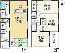 木津駅 2,080万円