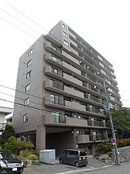 ライオンズマンション小樽花園[9階]の外観