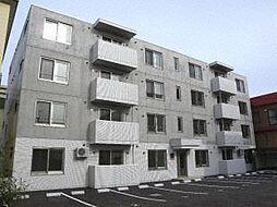 グランディールN16[3階]の外観