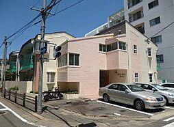 福岡県福岡市南区向野1丁目の賃貸アパートの外観