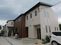 [テラスハウス] 神奈川県相模原市南区上鶴間6丁目 の賃貸【/】の外観