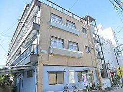 平田マンション[406号室]の外観