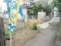 立川市富士見町2丁目(土地)です。
