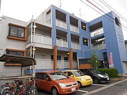 エシール岡村弐番館[3階]の外観
