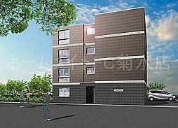 仮)東札幌1・6A[4階]の外観