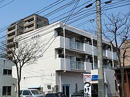 山本学園ビル[306号室]の外観