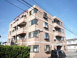 クローネ笹倉[3階]の外観