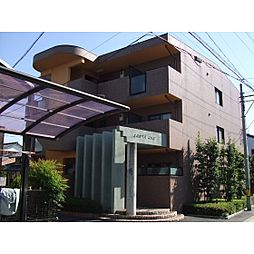 岐阜県岐阜市領下の賃貸アパートの外観