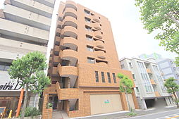 インペリアル東生駒[5階]の外観
