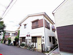 東京都西東京市富士町1丁目の賃貸アパートの外観