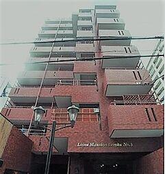 ライオンズマンション上六第三[5階]の外観