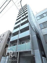 東京都品川区平塚3丁目の賃貸マンションの外観