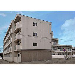 北海道札幌市北区北二十二条西9丁目の賃貸マンションの外観