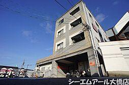 ジョグtutumi[4階]の外観