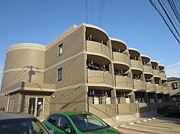 千葉県柏市しいの木台4丁目の賃貸マンションの外観