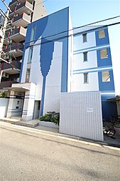 大阪府大阪市浪速区芦原1丁目の賃貸マンションの外観