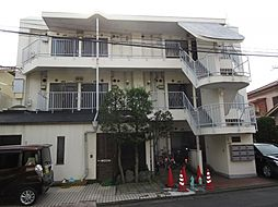 東京都世田谷区代田4丁目の賃貸マンションの外観